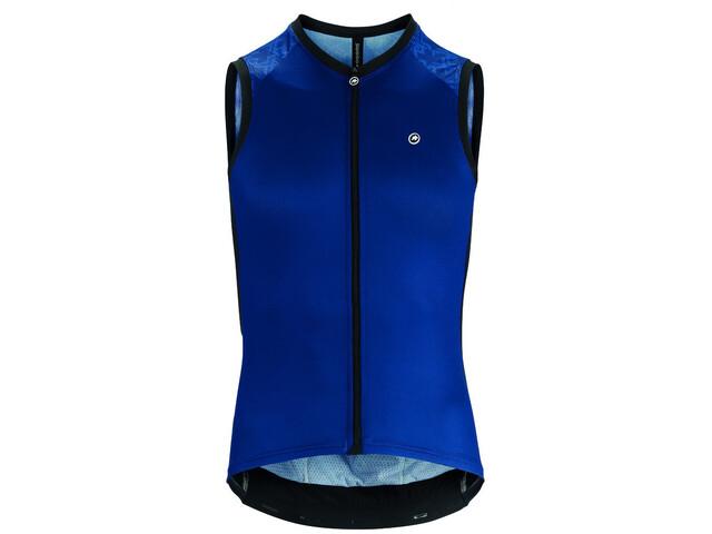 assos Mille GT NS Jersey Men caleum blue